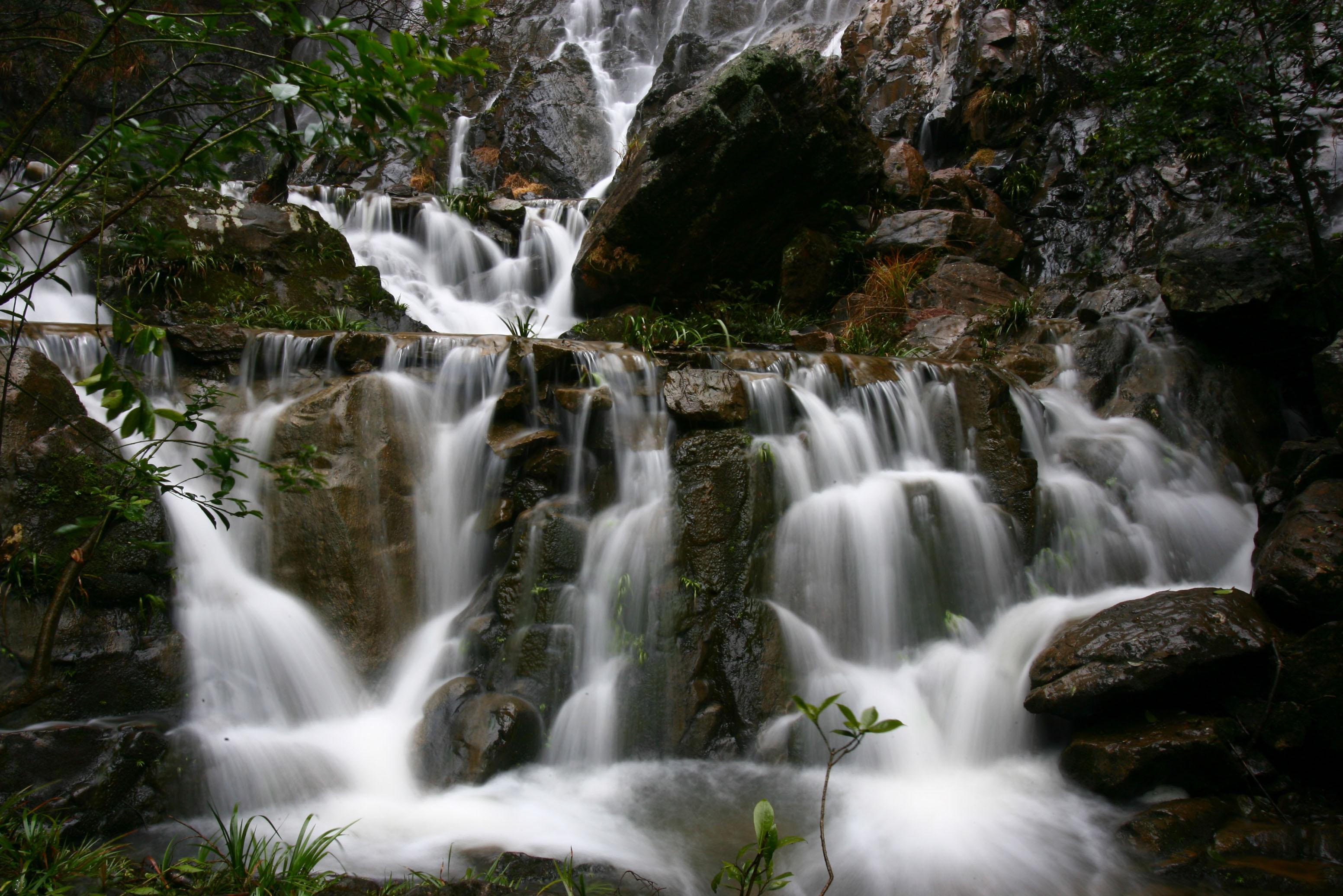 景区风景 - 武夷山玉龙谷景区